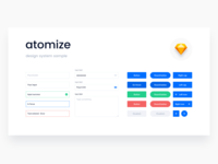 Atomize Design System - Demo