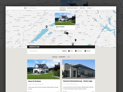 Immofinder realestate gmaps google maps immofinder immobilien real estate