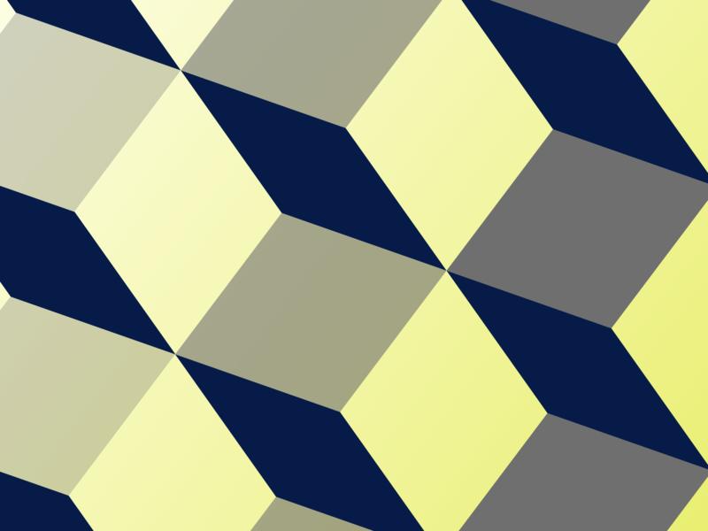 cubes concept 1/3