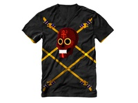 Pharoah Skull Tshirt