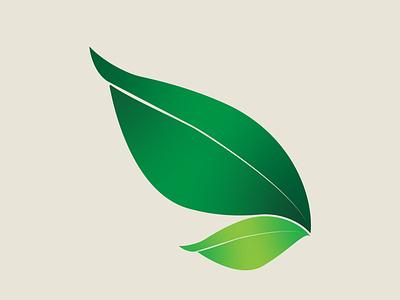 LOGIC LEAF 🍃 design by @mkrmStudio branding vector design logo illustration graphic design
