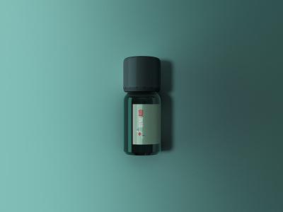 GENEAID product design by @mkrmstudio vector branding illustration logo design graphic design biology medication medicine genes
