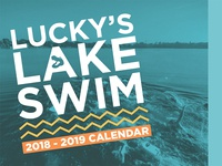 Lucky's Lake Swim 2018-2019 Calendar