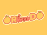 Orlovedo Sticker