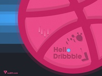 Hello Dribbble! hello dribbble hello dribbble hallo hallo dribbble