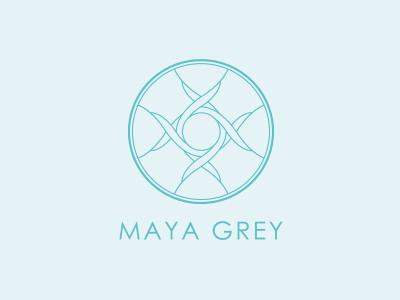 Maya Grey Logo