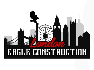 Logo Design for UK Construction Company branding logo
