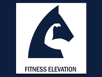 Fitness Blog Logo fitness logo logodesign branding