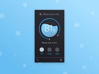 Home Monitoring Dashboard #dailyui #021