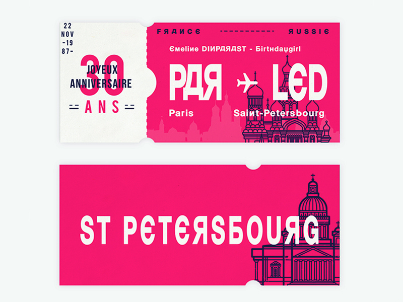 Plane Ticket to Russia trip petersbourg saint russia ticket plane