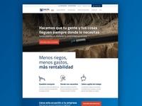 SALFA Rent redesign