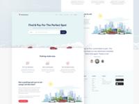 Parking Expert Homepage