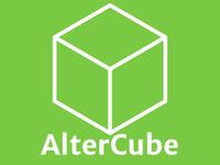 AlterCube Sticker
