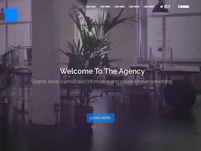 Design Mockup of a website website design mockup