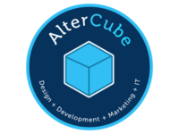 AlterCube Coaster