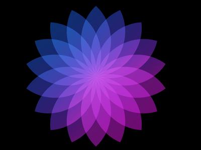 Colorful Spiral spirals