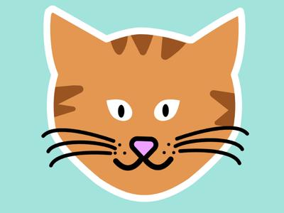 Cat Design 2 cats