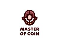 Master of Coin Logo