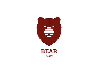 Honey Bear Logo - Day 1