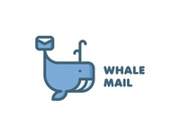 Whale Mail Logo - Day 10