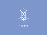 Captain Logo - Day 22