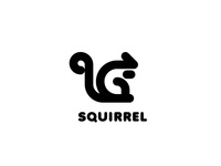 Squirrel Logo - Day 25