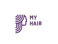 My Hair Logo - Day 26