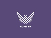 Hunter Logo - Day 28
