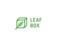 Leaf Box Logo - Day 30