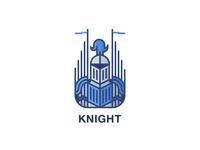 Knight Logo - Day 52