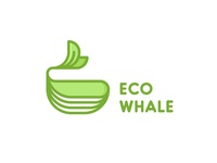 Eco Whale Logo - Day 54