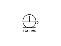 Tea Time Logo - Day 59