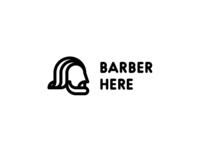 Barber Shop Logo - Day 63
