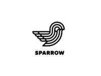 Sparrow Logo - Day 67