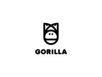 Gorilla Logo - Day 69