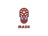 Mask Logo - Day 71
