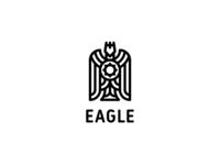 Eagle Logo - Day 76