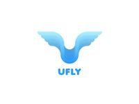 U Fly Logo - Day 77