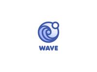 Wave Logo - Day 78