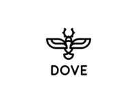 Dove Logo - Day 86