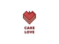 Cake Love Logo - Day 91