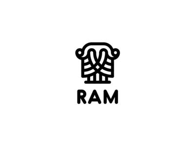 Ram Logo - Day 99