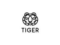 Tiger Logo - Day 103