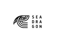 Sea Dragon Logo - Day 105