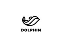 Dolphin Logo - Day 112