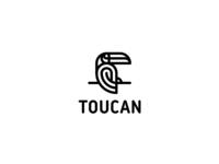Toucan Logo - Day 114
