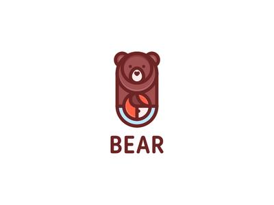 Bear Logo - Day 117