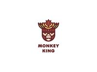 Monkey King Logo - Day 118