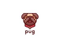 Pug Logo - Day 122