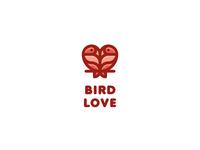 Bird Love Logo - Day 124